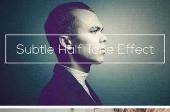1803261 Subtle Half Tone Effect 2299933