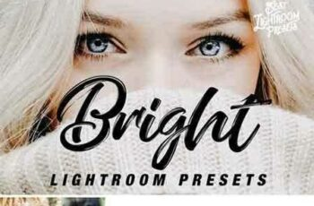 1803288 Bright Lightroom presets 2323073