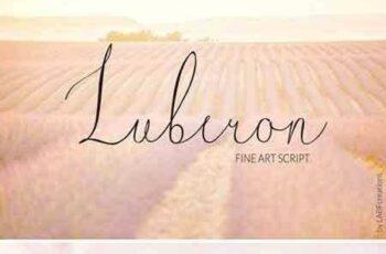 1803292 Luberon. Fine art script 2204954 6