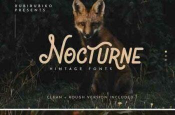 1803293 Nocturne - Vintage Fonts 2229474 8