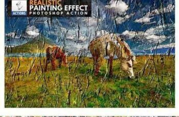 1804001 Photo to Painting Photoshop Action 2321543 7