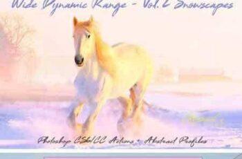 1804007 Wide Dynamic Range - V. 2 Snowscape 2271807 3