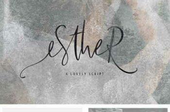 1804018 Esther A Lovely Script 2231560 5