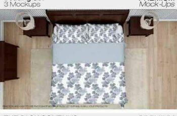 1804060 Bedding Mockup Set 2095846