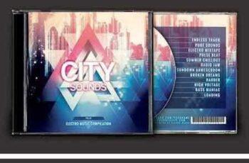 1804066 City Sounds CD Cover Artwork 2018391 5