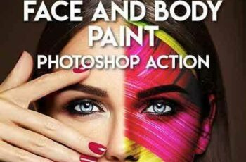 1804068 Face and Body Paint Photoshop Action 21494159 5