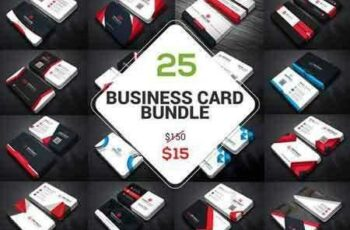 1804088 25 Business Card Bundle 2119501 5