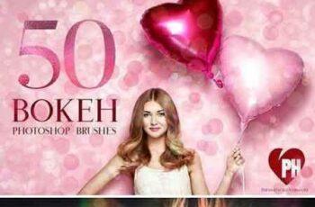 1804090 50 Bokeh Photoshop Brushes 2256422 6