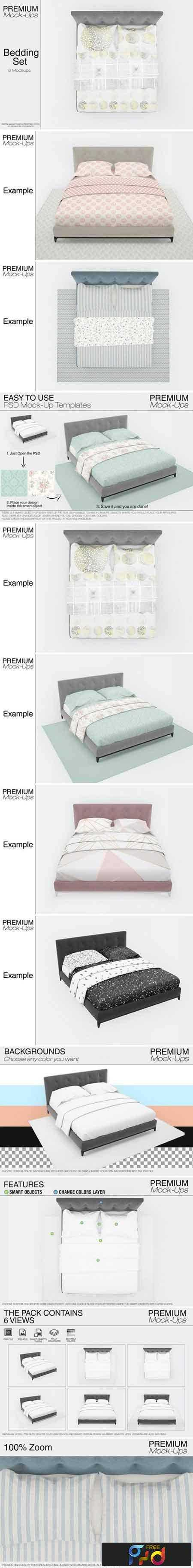 1804093 Bedding Mockup Set 2227806 1