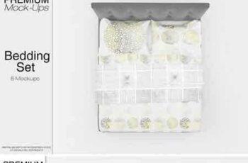 1804093 Bedding Mockup Set 2227806