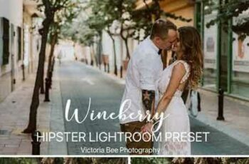 1804140 WINEBERRY Hipster Lightroom Preset 2340407 7