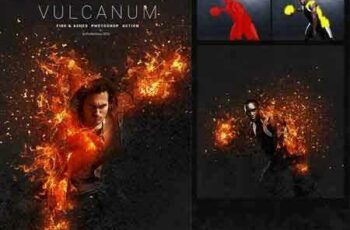 1804167 Vulcanum - Fire & Ashes Photoshop Action 16087227 6
