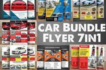 1804183 Car Bundle 7in1 Flyer 2094357 7