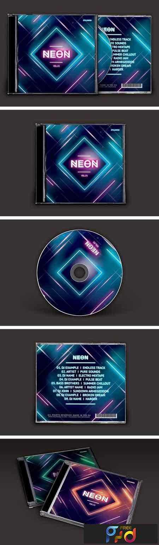 1804196 Neon CD Cover Artwork 2018350 1
