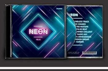 1804196 Neon CD Cover Artwork 2018350 5