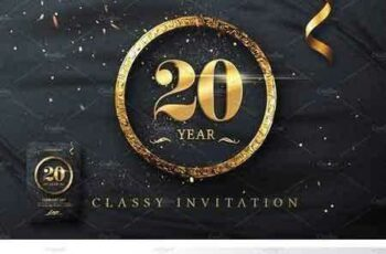 1804207 Classy Birthday Invitation 1947791 6