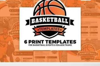 1804228 Basketball Templates Pack 2225291 6