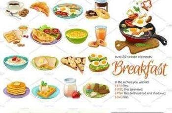 1804231 Breakfast Menu Set 2230847 8