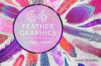 1804235 Feather Graphic Pack 2232746 3