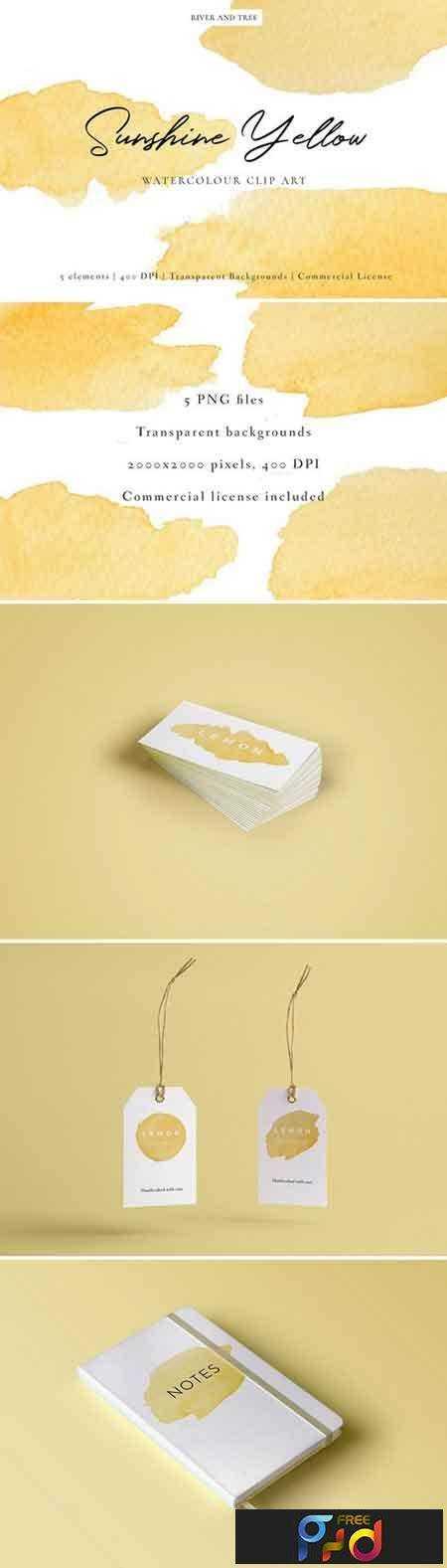 1804244 Sunshine Yellow Clip Art 2232576 1