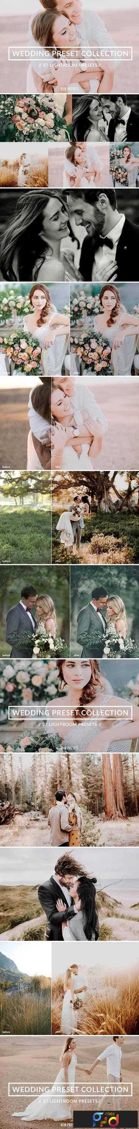 1804245 WEDDING LIGHTROOM PRESET COLLECTION 2358289 1