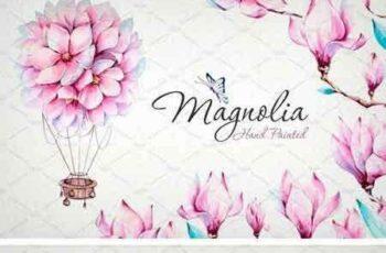 1804277 Magnolia Watercolor Set 2222292 4