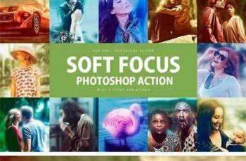 1804287 Soft Focus Photoshop Action 2336730 2