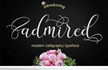 1804294 Admired Script 32706 3