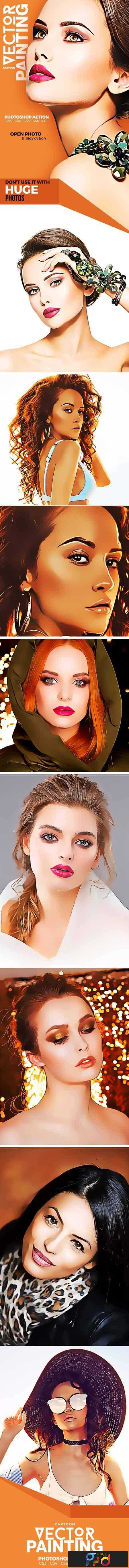 1805019 Cartoon Vector Painting Photoshop Action 21616686 1