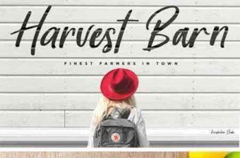 1805051 Harvest Barn - Farmhouse Casual 2239807
