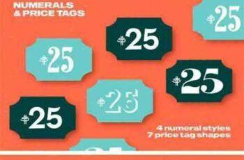 1805059 Vintage Numerals 2248509 3