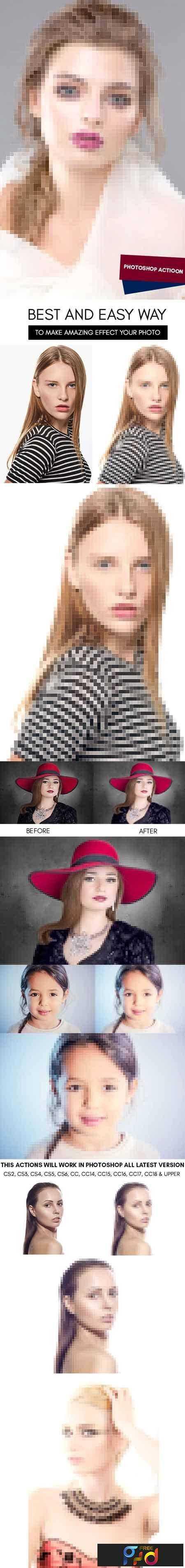 1805074 Pixel Art Photoshop Action 21649352 1