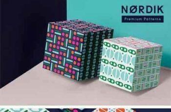 1805078 NORDIK Pattern Pack 2248999 8