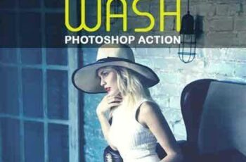 1805095 Wash Photoshop Action 21650465 6
