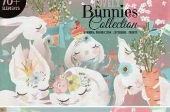 1805097 Lovely Bunnies Collection 2227677 16