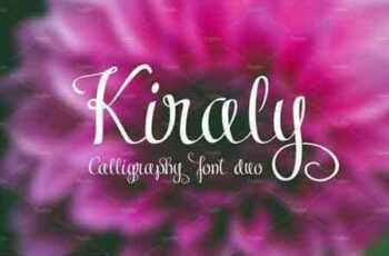 1805135 Kiraly font duo 2256550 4