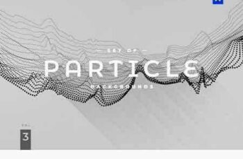 1805142 Particle Abstract Backgrounds vol 3 2229586 5