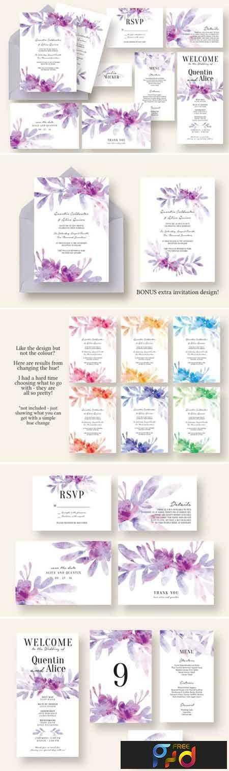 1805163 Dreamy Floral & Leaves Wedding Suite 2257906 1