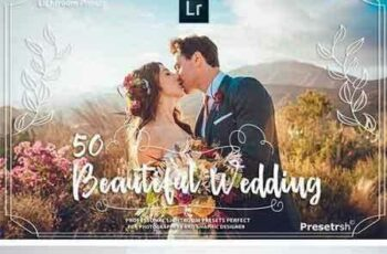 1805170 50 Pro Wedding Presets Collection 2395838 4