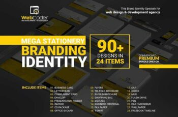 1805181 Branding Identity for Web Agency 2148638 6