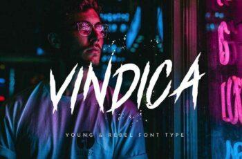 1805183 Vindica - Rebel Font 2228087