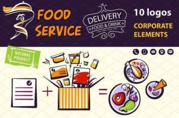 1805209 Food service set 2230505 2