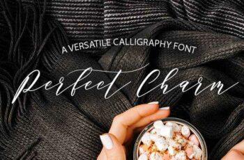 1805220 Perfect Charm - Elegant Font Script 2230345 14