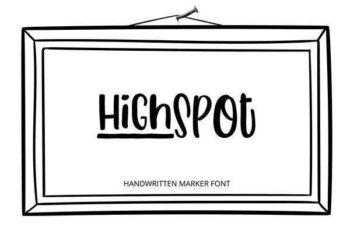 1805238 HighSpot Font 2254453 11