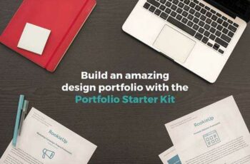 1805239 Design Portfolio Starter Kit 2257562 2