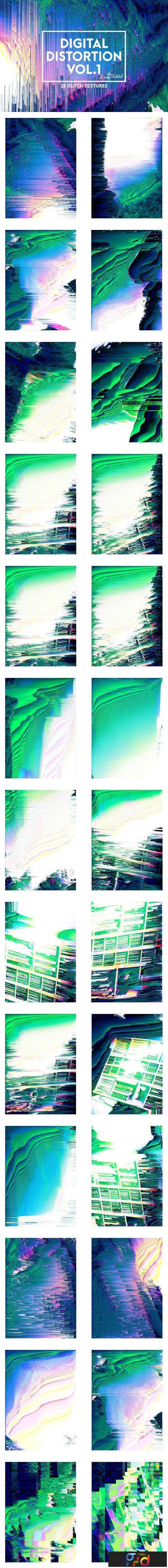 1805241 Digital Distortion Vol. 1 1861508 1