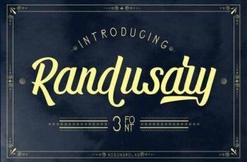 1805261 Randusary Font Pack 3 Font 2255073 9