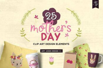 1805263 Springtime Mother's Day Clipart 2256074 7
