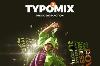 1805264 TypoMix 2 Photoshop Action 21687410 2