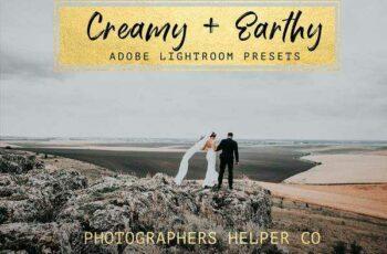 1805274 Creamy & Earthy LR Preset Pack 2379921 5